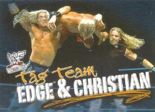 WWF combat Base//Base Cartes 001 To 100 par FLEER 2001 WWE
