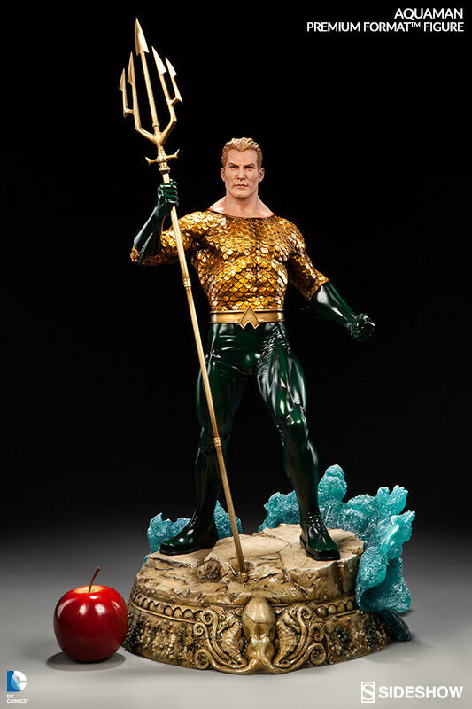 Dc Comics Aquaman Premium Format Figure by Sideshow Collectibles  300218