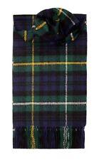 Mens/Ladies Campbell of Argyle Tartan 100% Lambswool Scottish Scarf