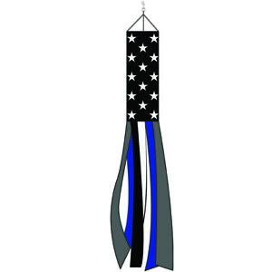 Thin-Blue-Line-Windsock-Blue-Line-Police-Lives-Matter-Thin-Line-Windsock