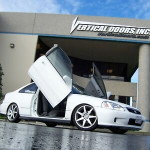 vdi honda civic 2001 2005 bolt on vertical lambo doors scissor rh ebay com