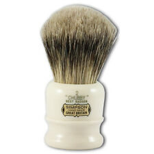 Simpsons Chubby 2 Best Badger Hair Shaving Brush (CH2B)