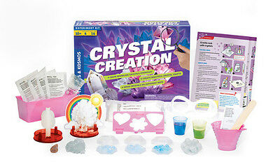 Crystal Creation Science Experiment Kit Thames & Kosmos Educational