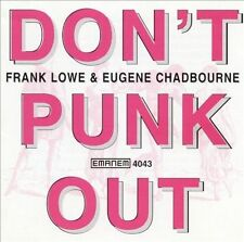 Don't Punk Out by Frank Lowe (CD, Oct-2000, Emanem) Eugene Chadbourne
