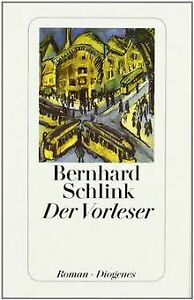 Der-Vorleser-Roman-von-Schlink-Bernhard-Buch-Zustand-gut