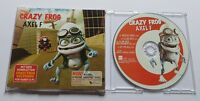 Crazy Frog - Axel F -  Maxi CD -