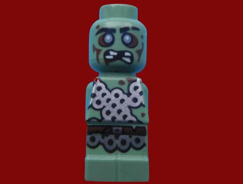 Lego Heroica Zombie Microfigure New Microfig New Microfigures