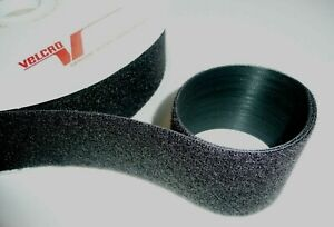 VELCRO STRAP CABLE TIE HOOK /& LOOP 16mm x 2m LENGTHS *GENUINE VELCRO*