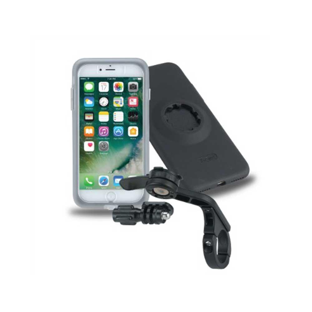 Fitclic mountcase iPhone 8 Vélo Guidon Out Front Mount Forward