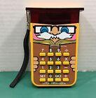 LITTLE PROFESSOR Texas Instruments Calculator w/Battery ~ Works Great!
