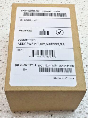 GENUINE Polycom PSA15A-480P 48V 0.31A VVX310 Charger Power Supply Wall Adapter