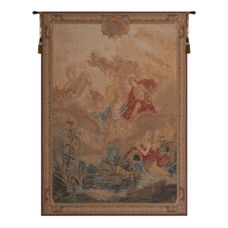 Les Amours des Dieux French Tapestry Wall Hanging