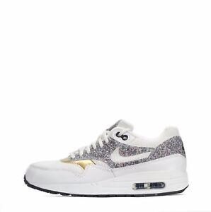 best cheap ba6da 10300 ... Nike-Air-Max-1-se-Chaussures-Femmes-Noir-