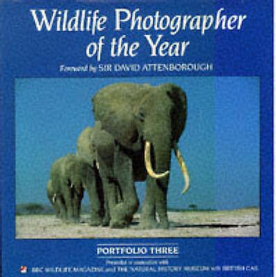 WILDLIFE PHOTOGRAPHER OF THE YEAR Portfolio 3 Three. Excellent.