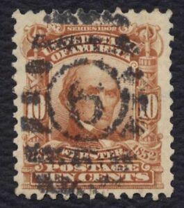#307 10c Wester, Usado [1] Cualquier 5=
