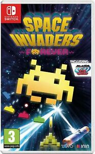 Space-Invaders-Forever-For-Nintendo-Switch-New-amp-Sealed