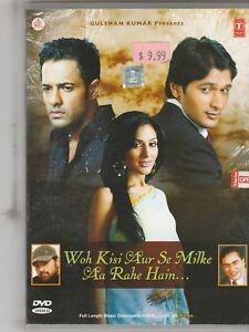 Details About Woh Kisi Aur Se Milke Aa Rahe Hain Songs Dvd Bollywood Super HIts