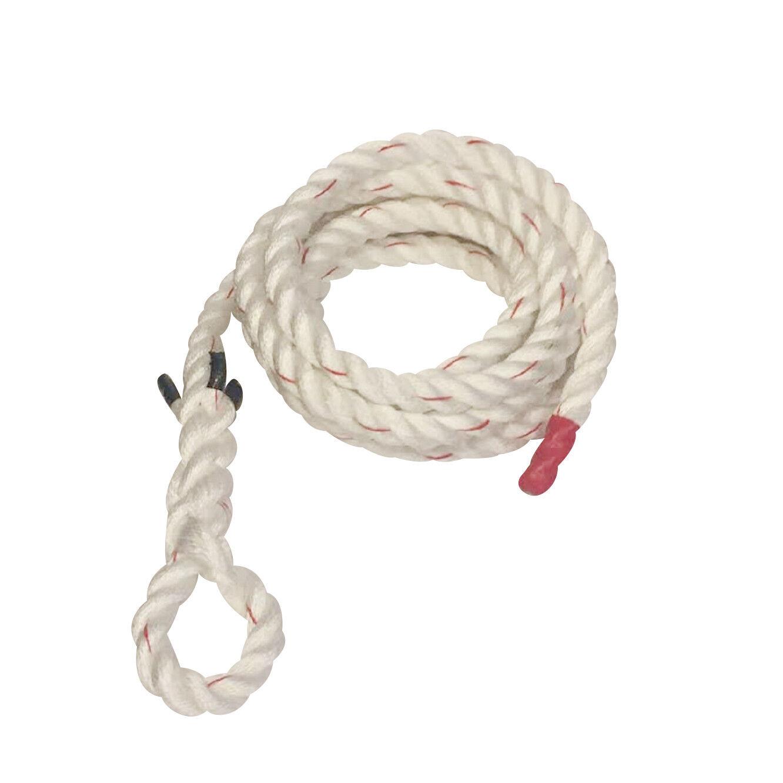 1.5  Diameter By 30ft Long Indoor Outdoor Gym Cross Fit Climbing Rope