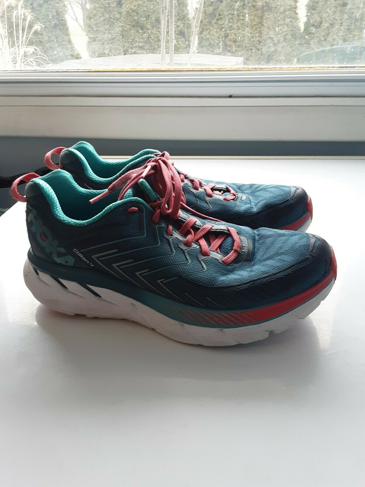 Hoka One One Clifton 4 Women's Running shoes SZ 8