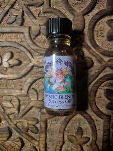 Success-Mystic-Blends-Oil-Sun-039-s-Eye-1-2-oz-Aromatherapy-Ritual-Altar-Oil