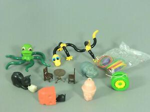 SPIELZEUG-Sortiment-versch-alte-Spielzeuge-70er-80er-Jahre