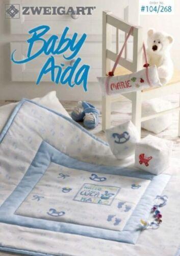 ZWEIGART no 268 BABY AIDA