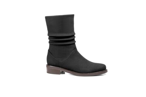 Ann Creek Women/'s /'Parys/' Sand Accent Ruched Booties