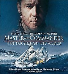 Master-and-Commander-The-Far-Side-of-the-World-von-Variou-CD-Zustand-gut