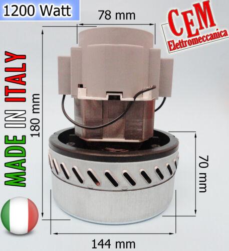 230V Ametek Motor kompatibel mit Staubsauger Soteco Tornado 1200 Watt