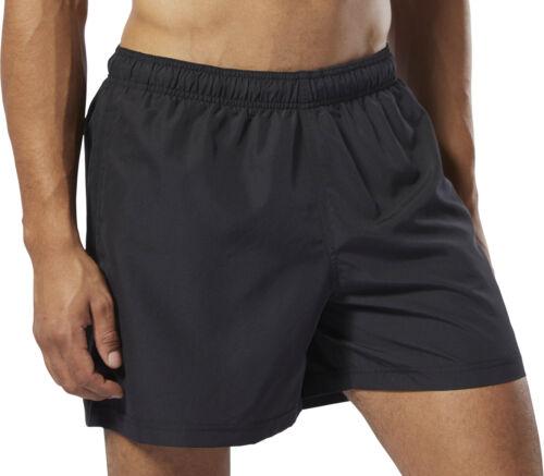 Reebok Basic Mens Swim Shorts Black