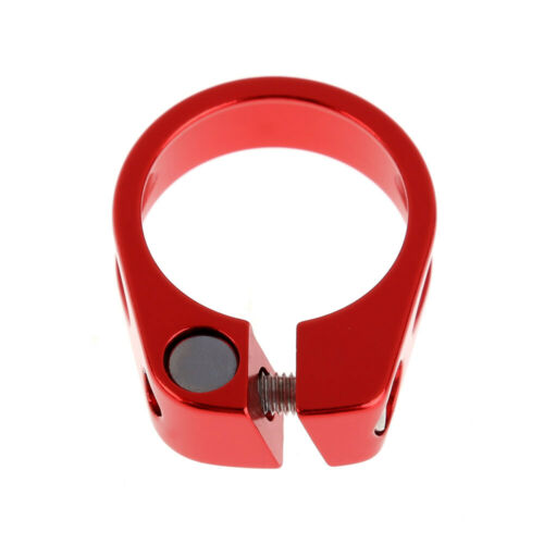 31.8mm Aluminum Alloy MTB Bike Bicycle Cycling Saddle Seat Post Clamp New #K