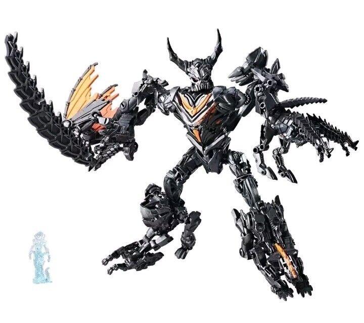 Transformers mv5 tlk THE LAST KNIGHT INFERNOCUS QUINTESSA Voyager Hasbro Premier