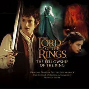 The-Lord-of-the-Rings-The-Fellowship-of-the-Ring-howard-shore-Frodo-LOTR-CD