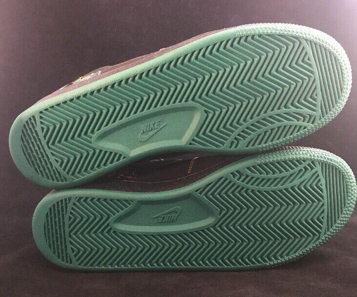 Nike blazer bhm stichproben größe 9 sehr selten garantiert 100% panther authentische schwarz panther 100% bd049a