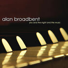 You and the Night and the Music by Alan Broadbent (CD, Oct-2006, Artistry)
