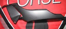 DUCATI 1200 Monster ab2014  Echt Carbon fein MATT Bug Verkleidung links
