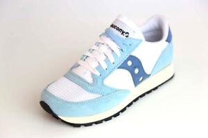 70368 White Jazz Vintage S Sneaker Blue Original Saucony 25 dxA0IqwTnE