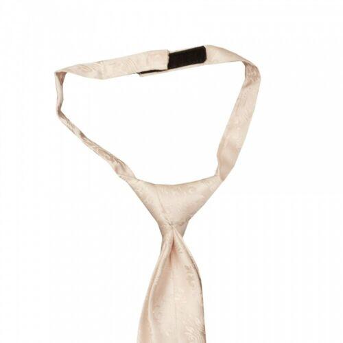 Pre Tied Boys Tie Age 4-7 Childrens Tie Kids Tie Thin Tie Skinny Tie Short Tie
