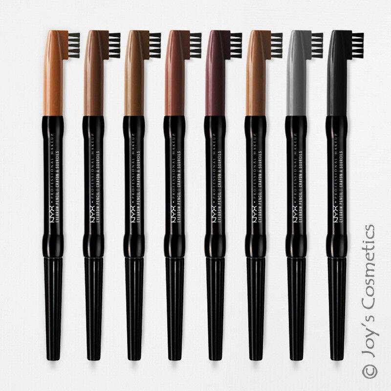 Nyx Cosmetics Auto Eyebrow Pencil Ep02 Auburn Manufactured Ebay