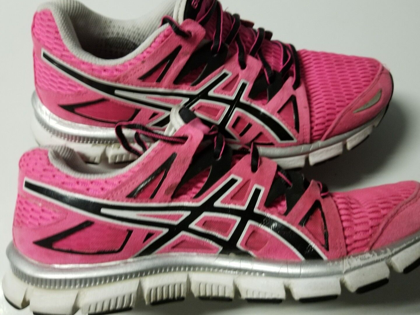 ASICS Gel bluer 33 2.0 Running shoes Women's Size 6.5 US RN T2H8N Pink
