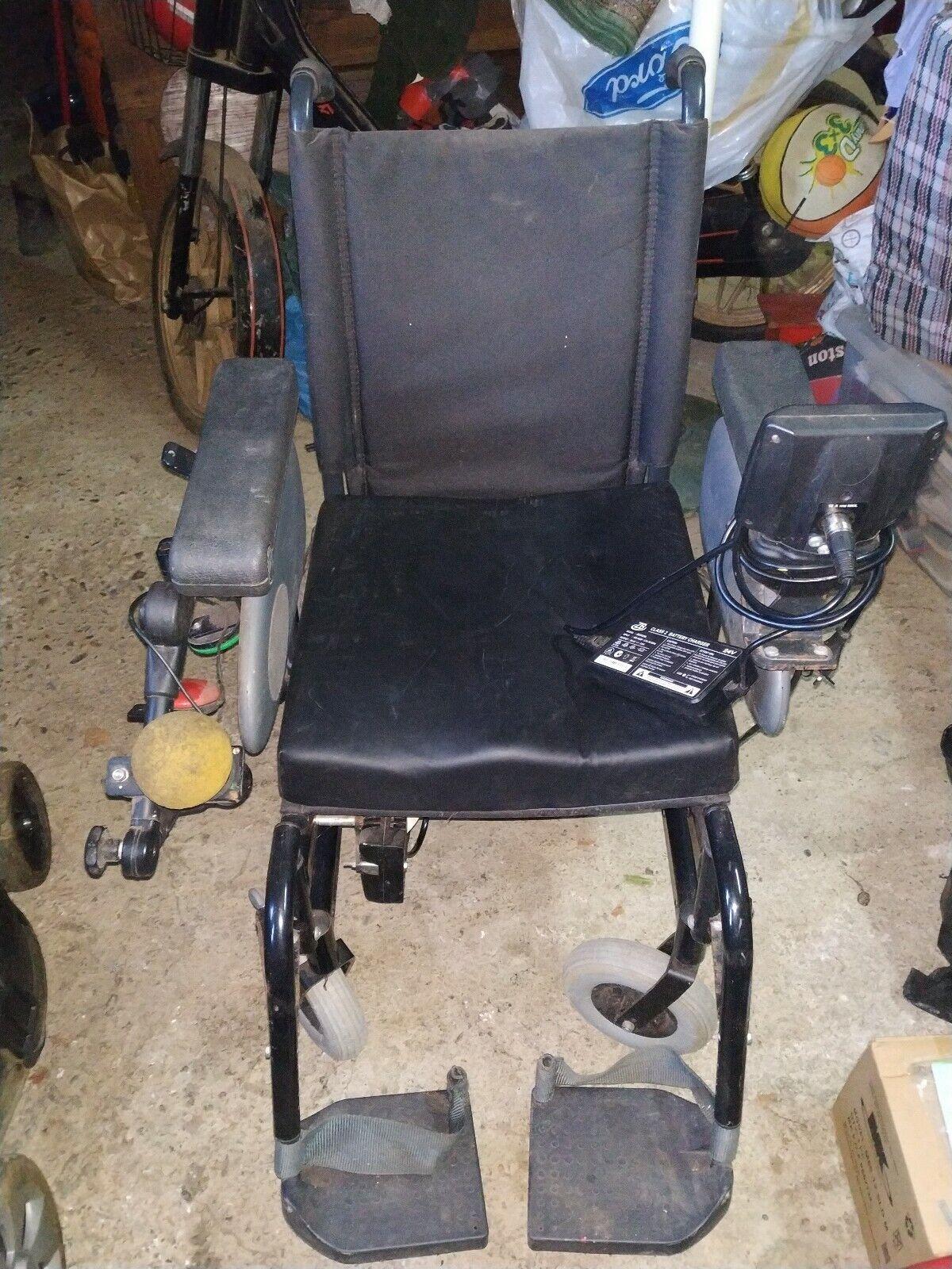 s l1600 - Silla de ruedas eléctrica