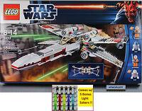 Lego Star Wars - 9493 X-wing Starfigher Nisb Luke Skywalker R2-d2t Minifigure