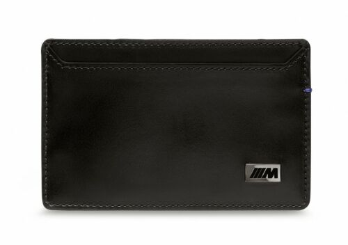 RRP £55 BMW M Card Case 80212454763