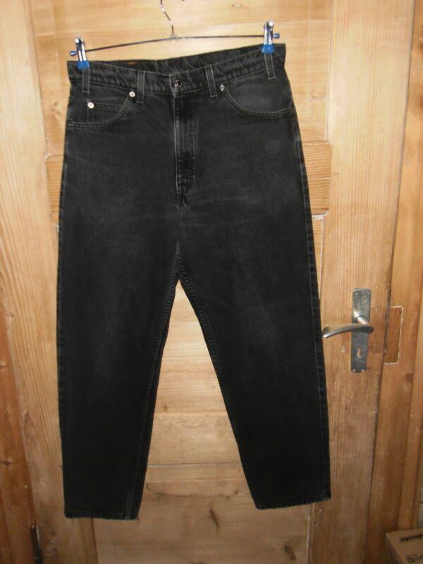 2019 Neuer Stil Herren Vintage 80er Jeans/hose Gr. W34/l32 *** Levi's *** Schwarzgrau Top Zust. In Verschiedenen AusfüHrungen Und Spezifikationen FüR Ihre Auswahl ErhäLtlich