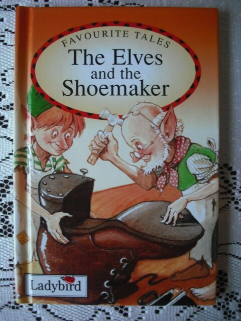 Elves and the Shoemaker by Audrey Daly, Jacob Grimm, Wilhelm Grimm (Hardback, 19