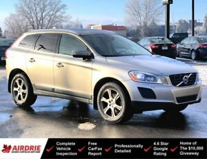 2013 Volvo XC60 T6 AWD - Brand New Tires!