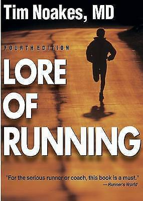 1 of 1 - Lore of Running - 4th by Tim Noakes (Paperback, 2002)
