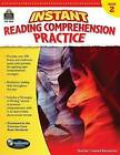 Instant Reading Comprehension Practice Grade 2 by Ruth Foster (Paperback / softback, 2015)