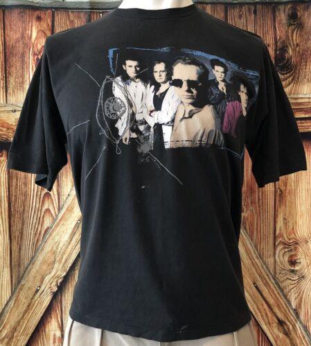 The Cure Men's XL Tshirt Wish Tour 1992 Europe Vin