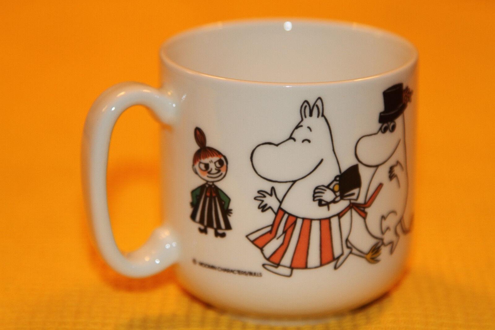 Arabia Moomin Mug de  Merry famille enfant Set